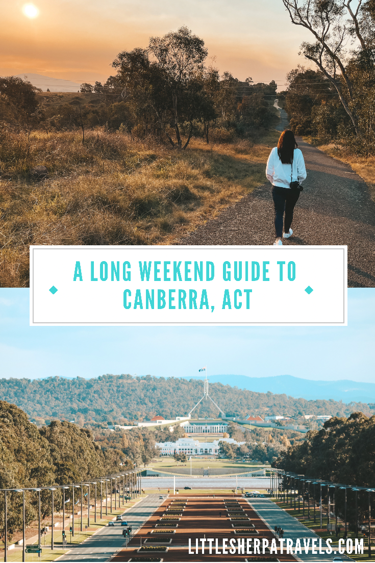 A long weekend guide to Canberra, ACT: Top things to see and do for FREE