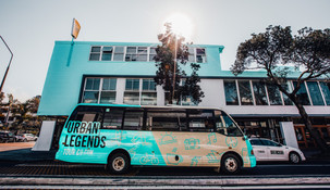Urban Legends Tour Bus sydney