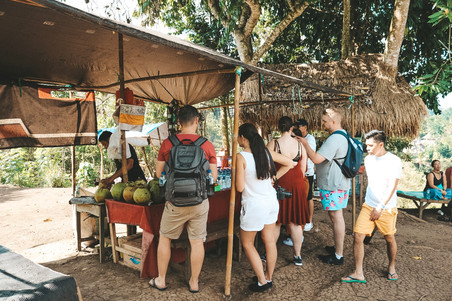Campuhan Ridge Walk Ubud Bali travel guide travel blog
