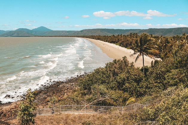 Port Douglas Flagstaff hill lookout
