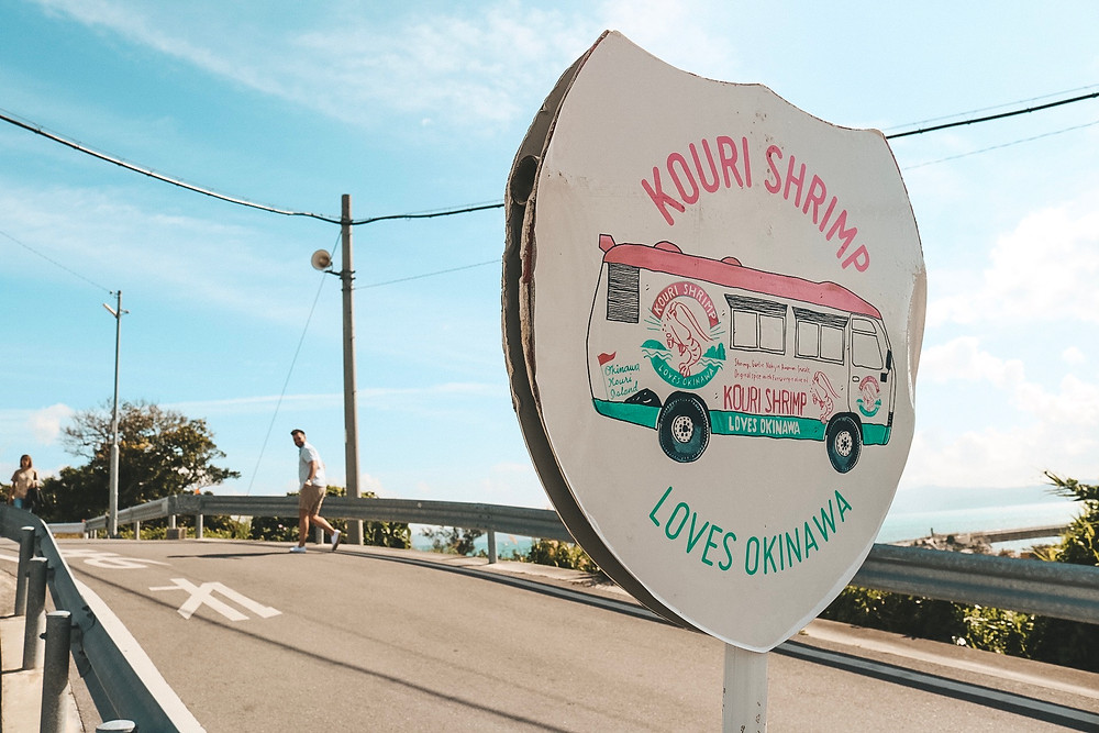 Kouri Shrimp Kouri Island Okinawa
