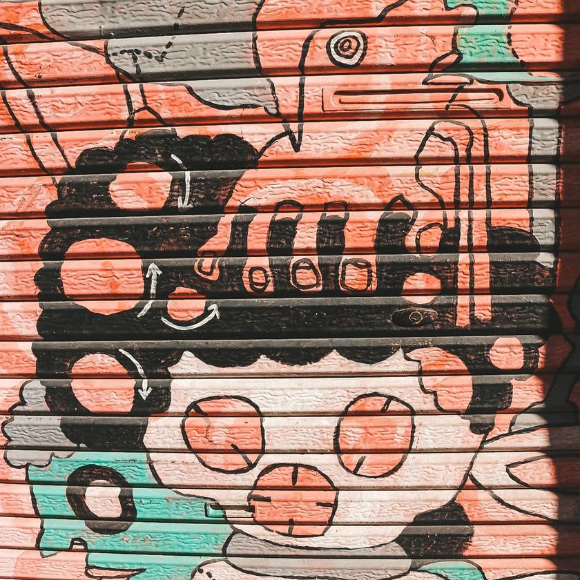 street art harajuku tokyo travel guide travel blog