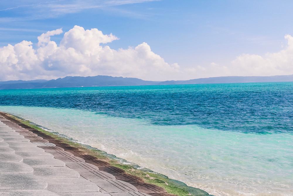Kouri Island Okinawa Japan Naha