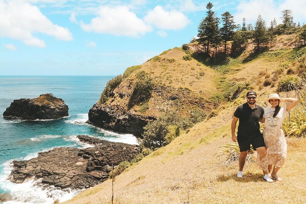 Headstone Reserve, Norfolk Island