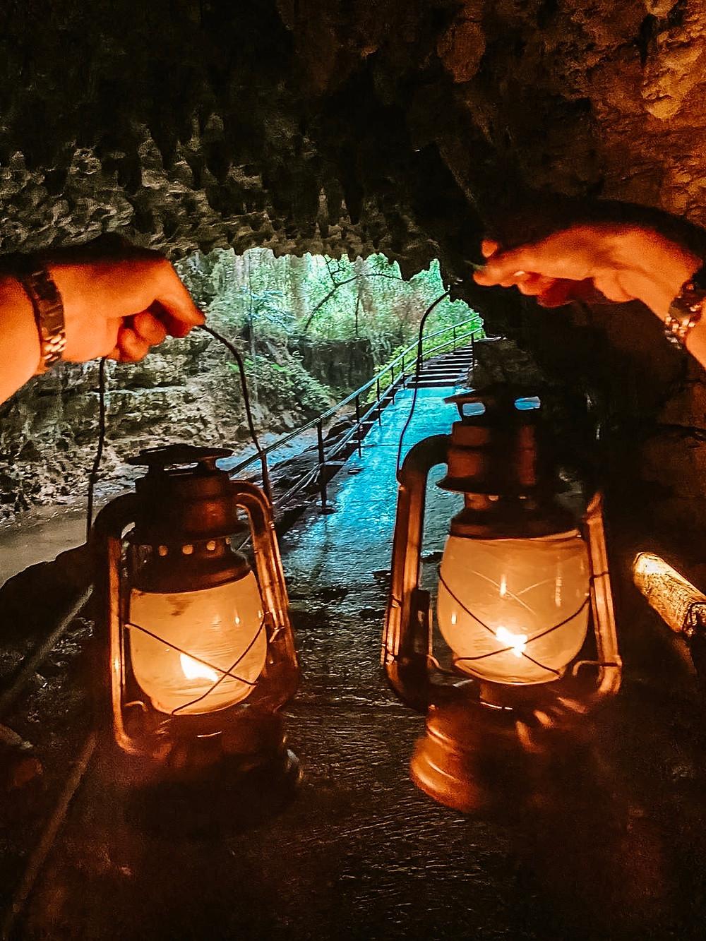 Valley of Ganagala cave Okinawa Japan Naha