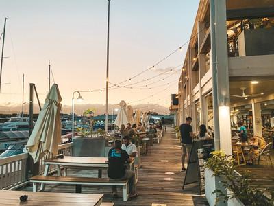 Hemingways brewery port douglas queensland