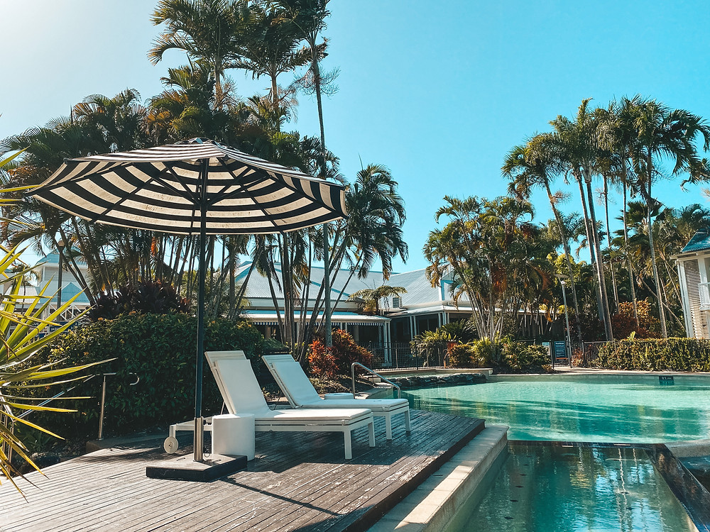 The Oaks resort best places to stay port douglas