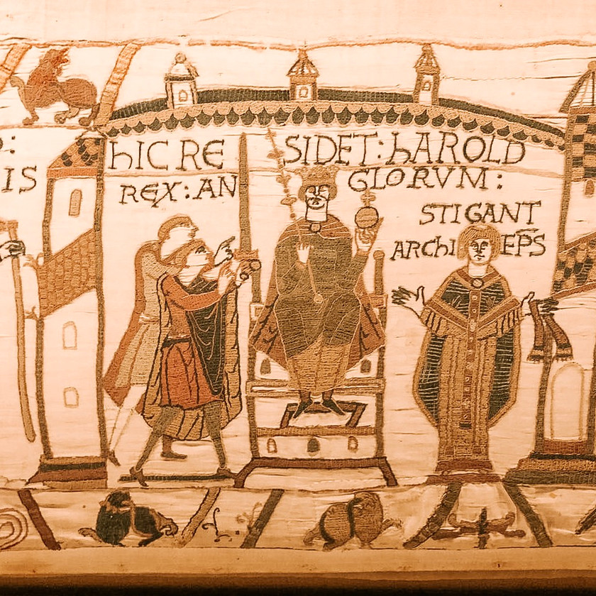 bayeux normandy france tapestry museum