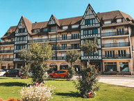 Deauville Normandy France hotel