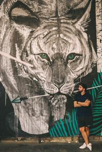 Hin bus depot penang street art