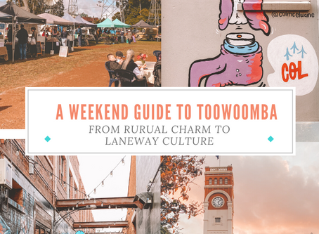 7 Top things to see in Toowoomba in a weekend: Experience city culture with Aussie rural charm