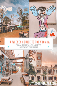 Top 7 things to see and do in Toowoomba Queensland