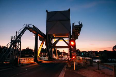 Pegasus bridge benouville france dday world war two
