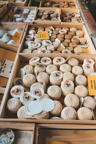 Deauville Normandy Fraance weekend markets cheese