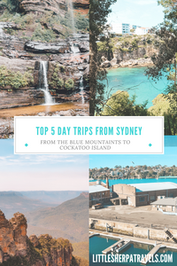 The Top 5 Day trips from Syndey, Australia