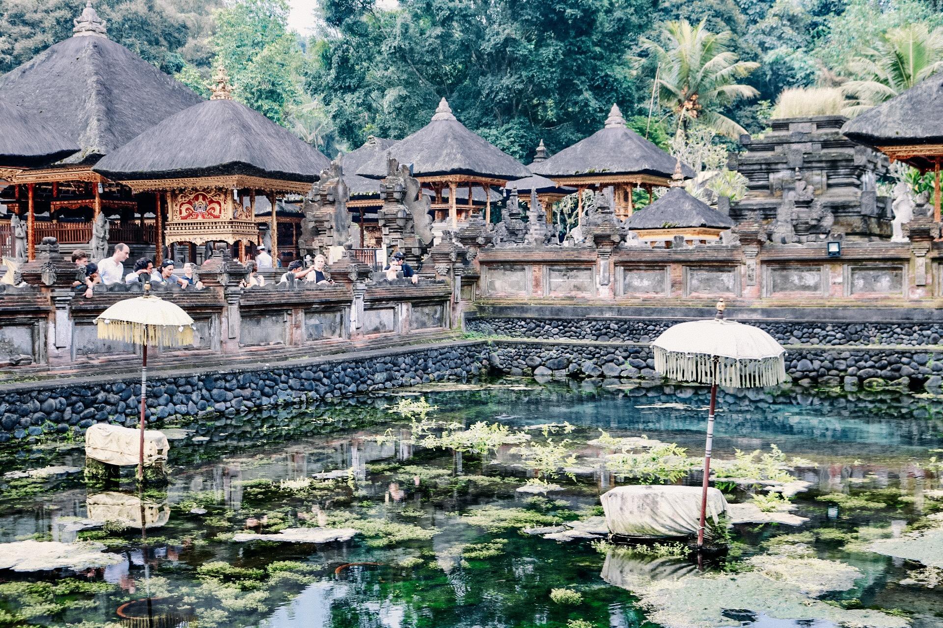 Pura Tirta Empul Holy Water temple travel guide