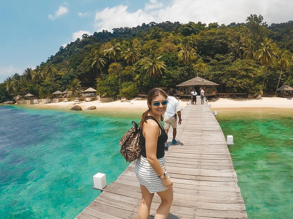 Tioman Island Japamala resort Malaysia