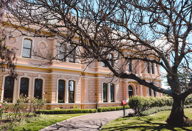 Launceston Town Hall Tasmania