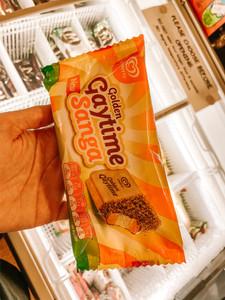 Golden gaytime icecream australian snack