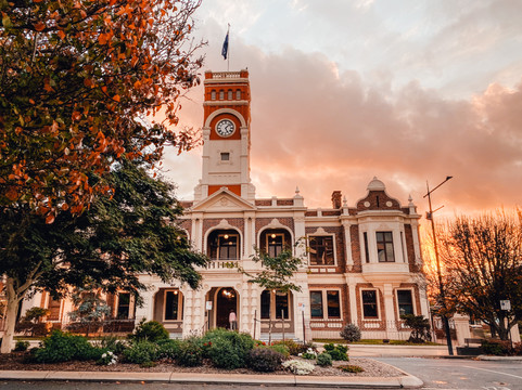 Toowoomba Heritage walk