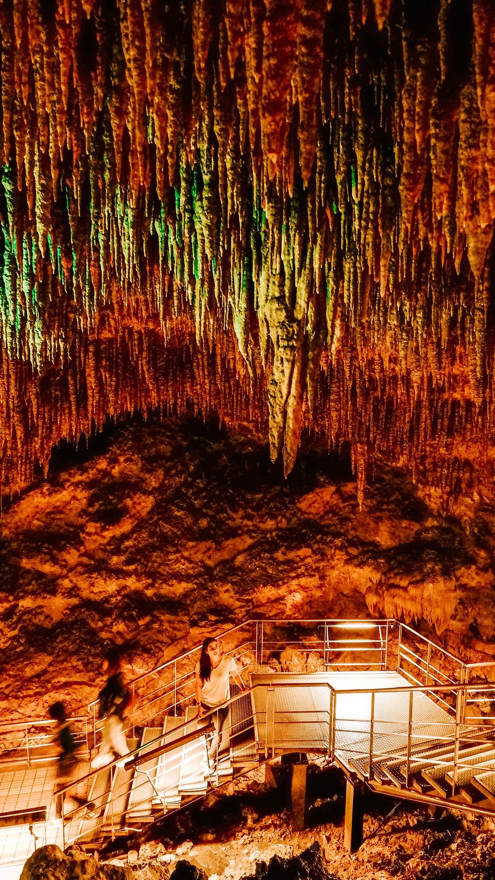 Gyokusendo cave okinawa world japan naha