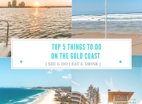 Best things to do on the Gold Coast: The top 5 beaches, attractions, walks, cafes, bars & more