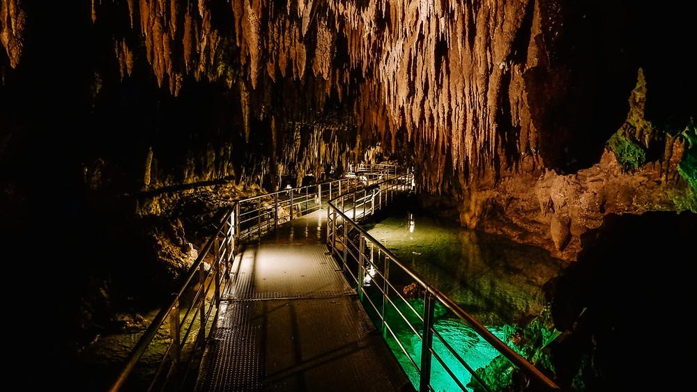 Gyokusen-do Cave - Okinawa World