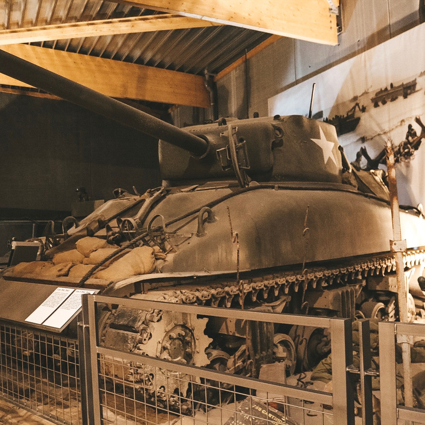 Overlord museum normandy france omaha beach
