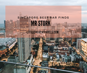 Mr Stork Andaz Hotel Singapore Rooftop cocktail bar Duo Bugis