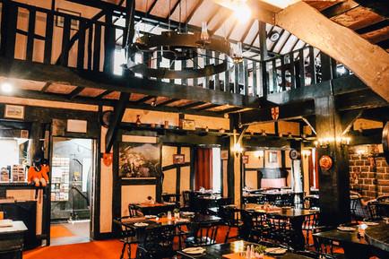 Fox and Hound Inn Port Arthur Restaurant