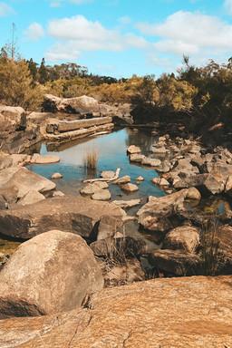 Quart Pot Creek Stanthorpe Granite Belt