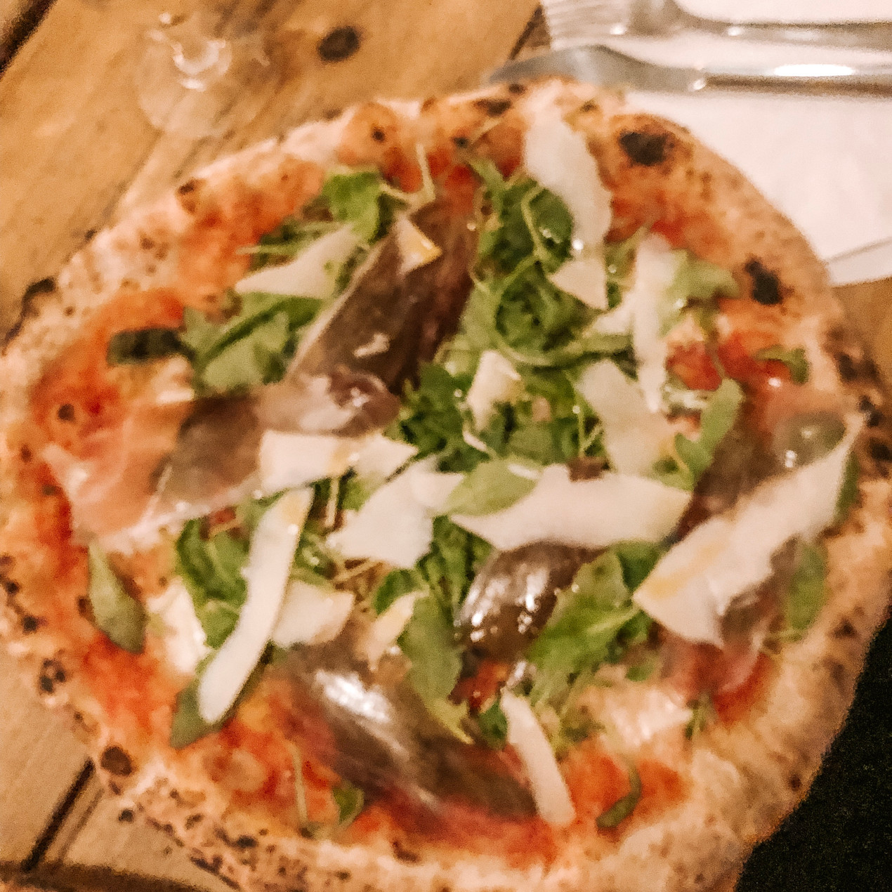 Rudy's Pizza Ancoats Manchester