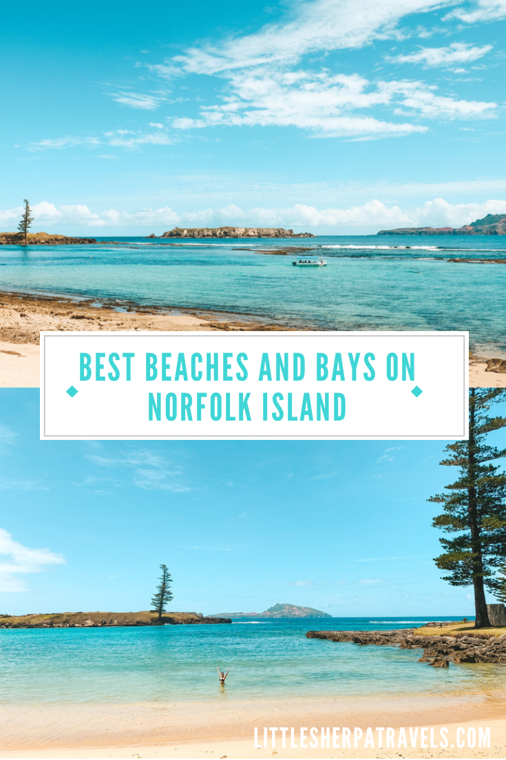 Best Beaches and Bays you must visit in Norfolk Island