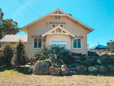 Heritage Estate Winery Stanthorpe Queensland