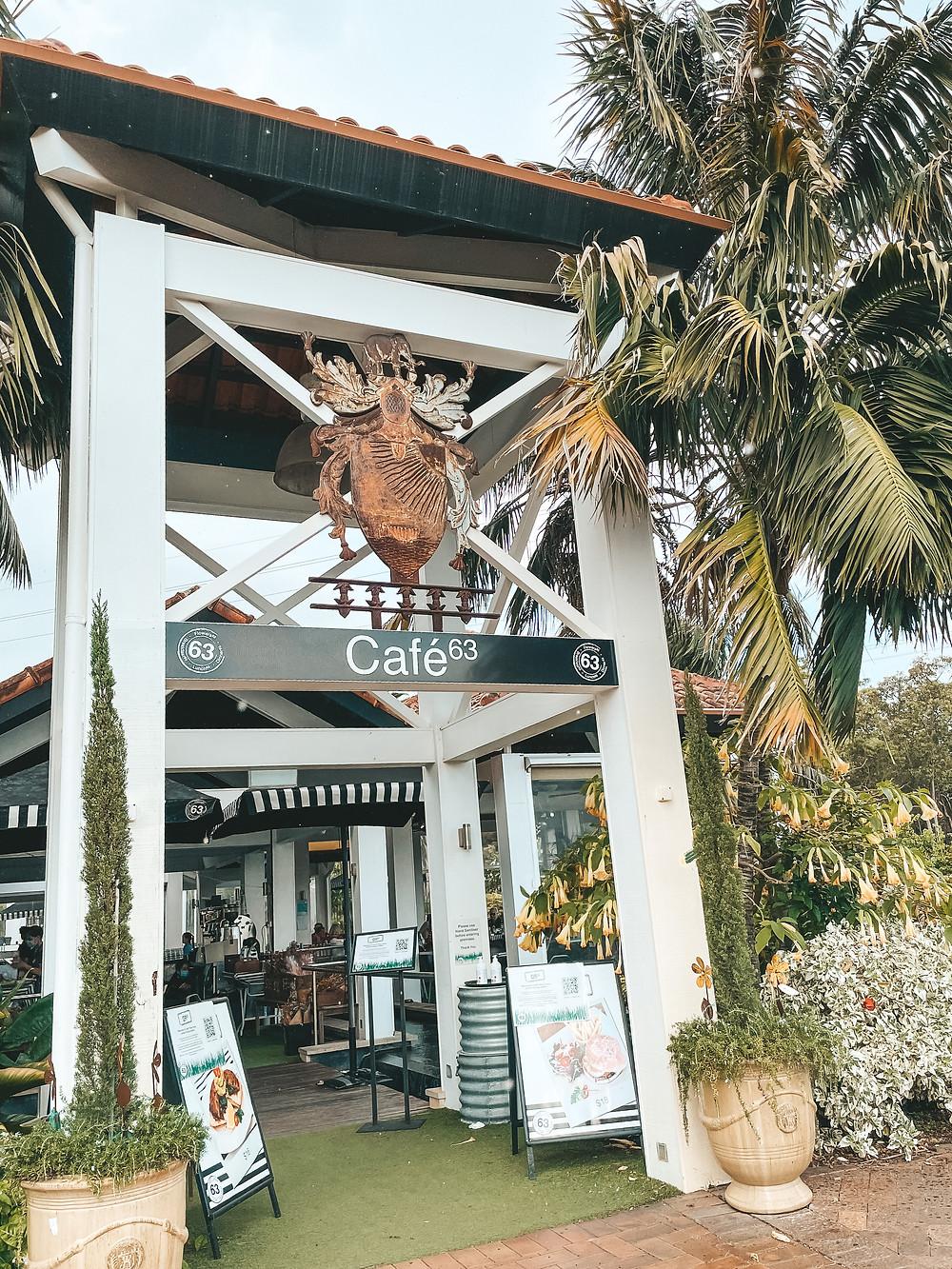 Cafe 63 in Ross Evans Garden Centre Coombabah, Gold Coast