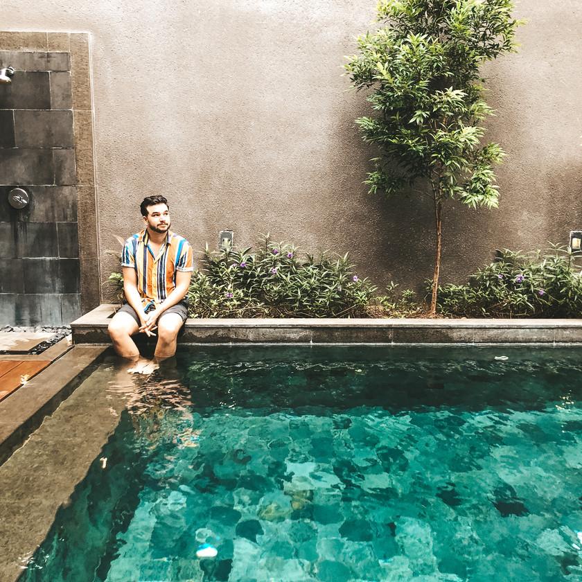 Koenokeoni Villa Seminyak Bali villa pool
