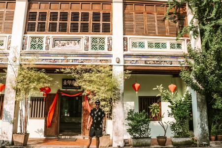 East Indies boutique Hotel Georgetown penang building