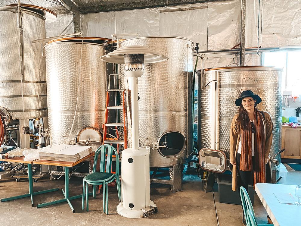 Granite Ridge Winery Stanthorpe