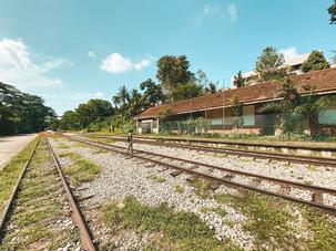 Singapore Green corridor greenway walk old bukit timah railway