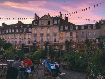 Cean normandy France