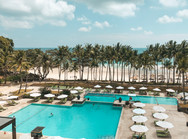 Club Med Bintan indoensia beach resort pool travel guide