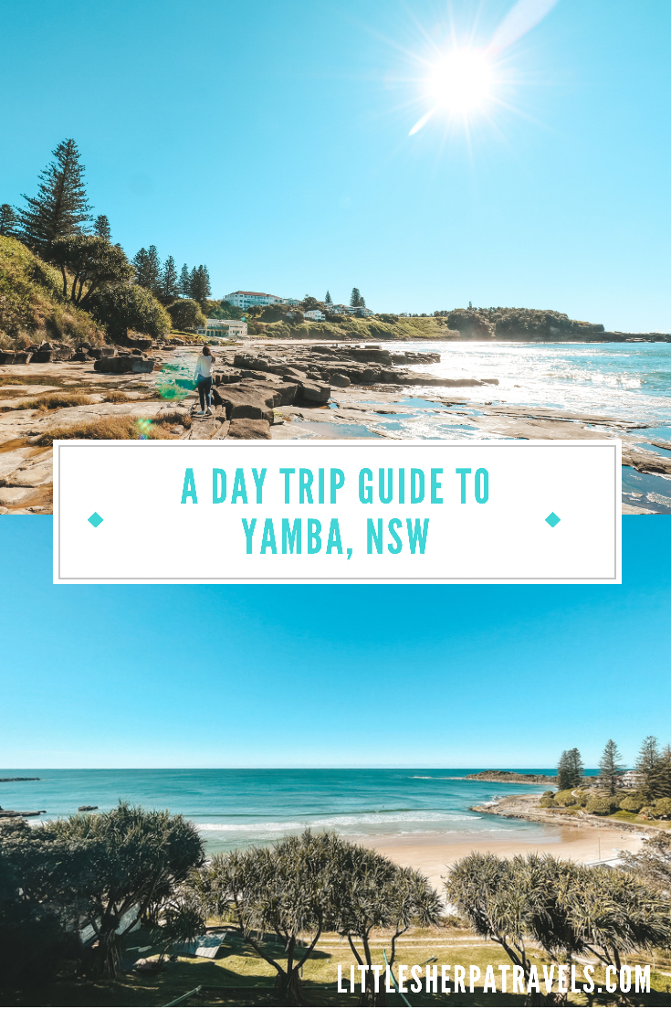 A day trip travel guide to Yamba, Northern NSW