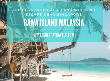 Rawa Island Malaysia: The best tropical island weekend escape from Singapore