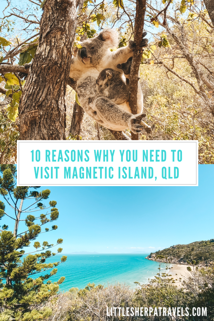 Top things to see and do on Magnetic Island, Queensland, Australia