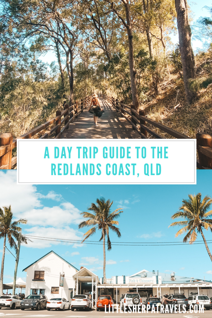 Day trip travel guide Redlands Coast Cleveland Mt Cotton Queensland