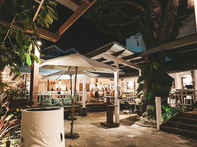 Melaleuca restaurant Port Douglas
