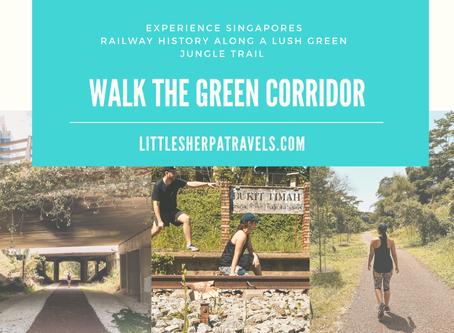 Walk Singapore's Green Corridor: A nature walk along Singapores railway history