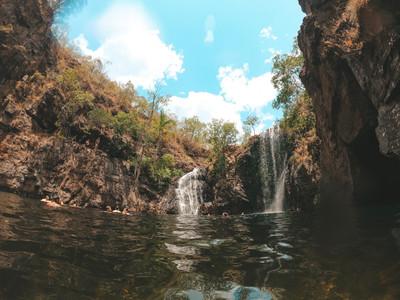 Florence falls litchfield national park darwin