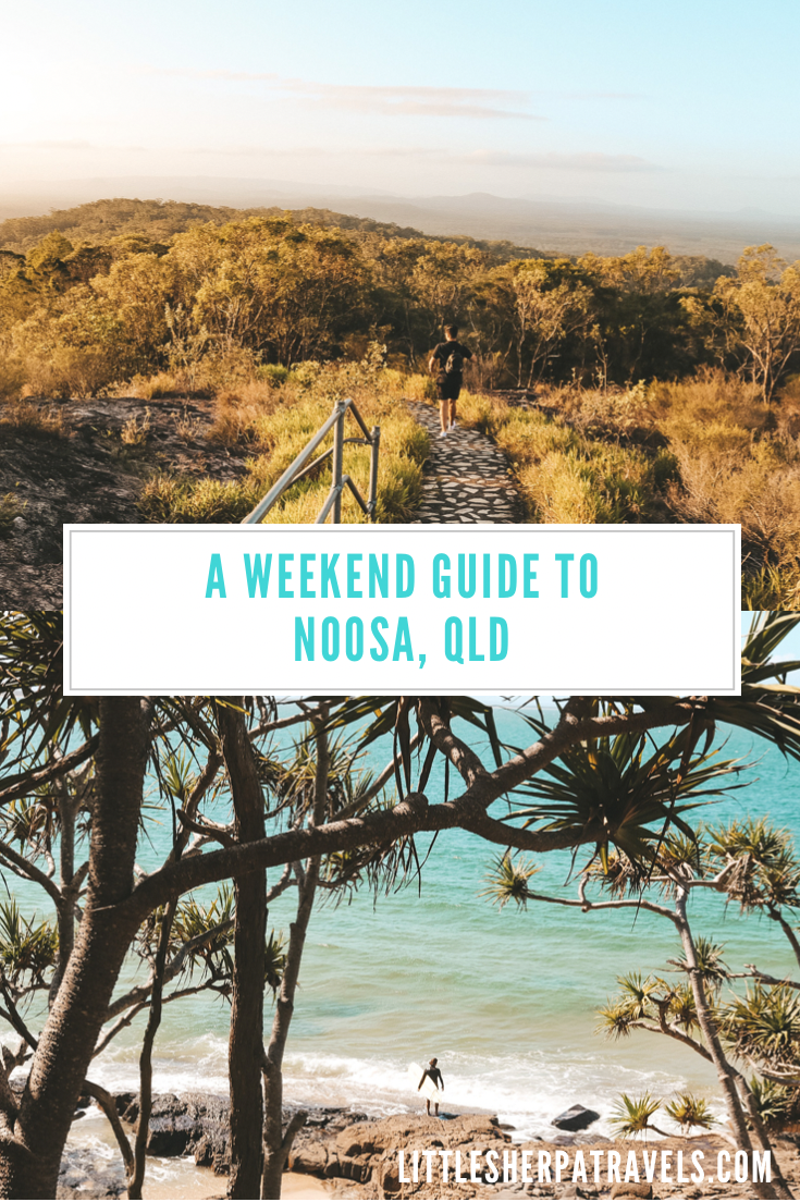 Top things to see and do in Noosa in a weekend