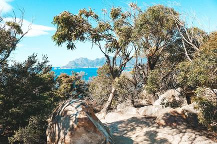 Freycinet National Park Hike - Wineglass Bay